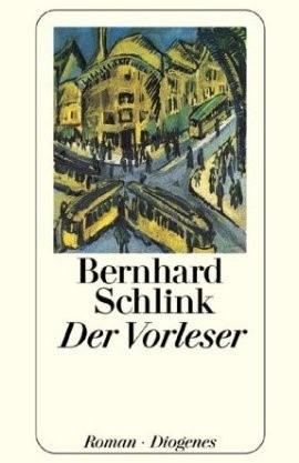 Okładka książki Der Vorleser