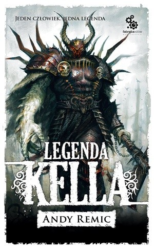 Okładka książki Legenda Kella
