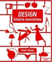 Okładka książki Design. Historia wzornictwa
