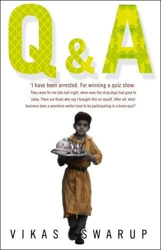 Okładka książki Q & A