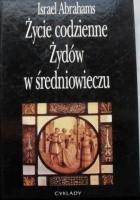 Życie codzienne Żydów w średniowieczu.