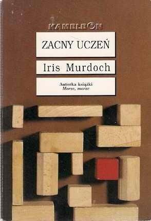 Okładka książki Zacny uczeń T.2