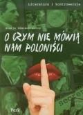 Okładka książki O czym nie mówią nam poloniści