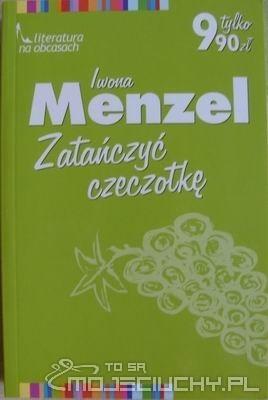 Okładka książki Zatańczyć czeczotkę