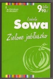 Okładka książki Zielone jabłuszko