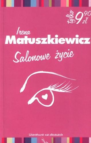 Okładka książki Salonowe życie