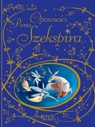 Okładka książki Opowieści Pana Szekspira