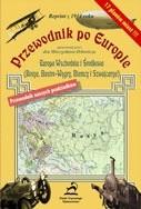 Okładka książki Przewodnik po Europie. Europa wschodnia i środkowa.