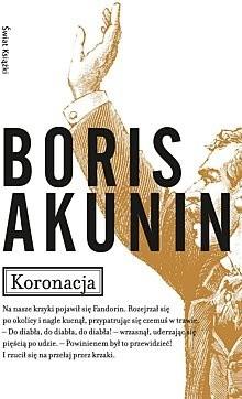 Okładka książki Koronacja