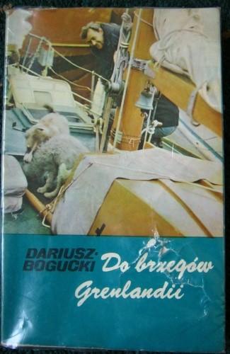Okładka książki Do brzegów Grenlandii