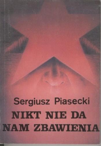 Okładka książki Nikt nie da nam zbawienia