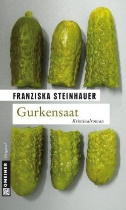 Okładka książki Gurkensaat