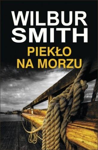 Okładka książki Piekło na morzu