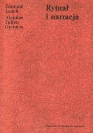 Okładka książki Rytuał i narracja