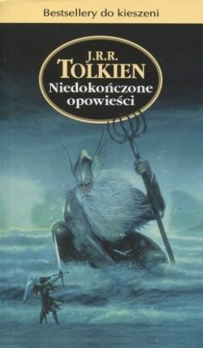 Okładka książki Niedokończone opowieści
