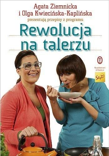 Okładka książki Rewolucja na talerzu