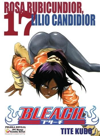 Okładka książki Bleach 17. Rosa Rubicundior, Lilio Candidior