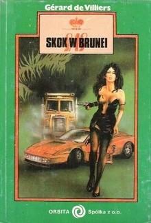 Okładka książki Skok w Brunei
