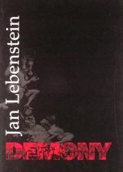 Okładka książki Jan Lebenstein. Demony