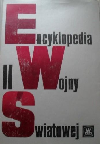 Okładka książki Encyklopedia II Wojny Światowej