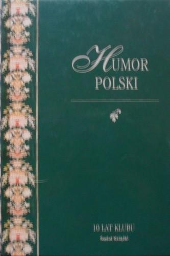 Okładka książki Humor polski