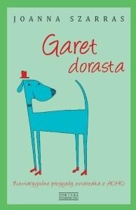 Okładka książki Garet dorasta