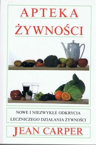 Okładka książki Apteka żywności