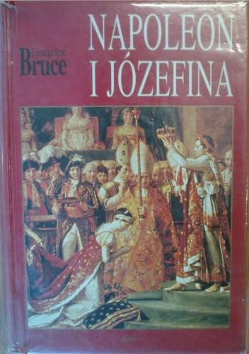 Okładka książki Napoleon i Józefina