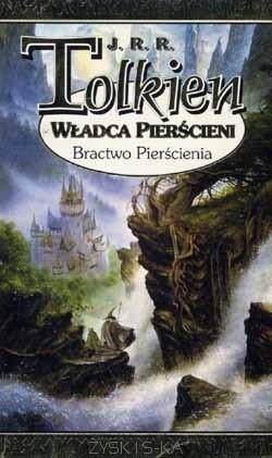 Okładka książki Bractwo Pierścienia
