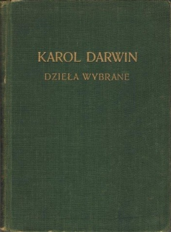 Okładka książki O pochodzeniu człowieka