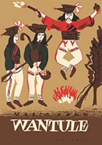 Okładka książki Wantule