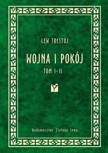 Okładka książki Wojna i pokój, tom I-II