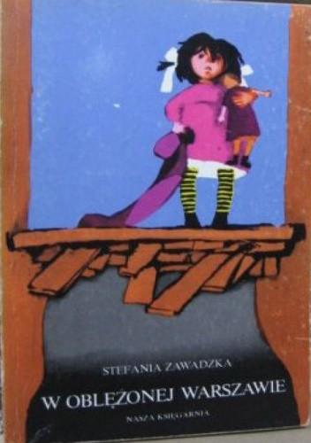 Okładka książki W oblężonej Warszawie
