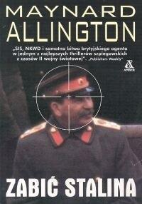 Okładka książki Zabić Stalina