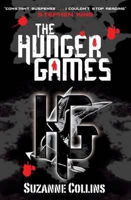 Okładka książki The Hunger Games