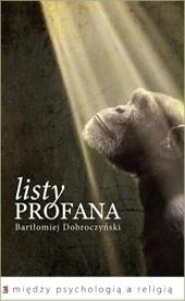 Okładka książki Listy profana. Między psychologią a religią