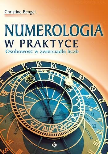Okładka książki Numerologia w Praktyce