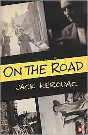 Okładka książki On the road