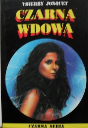 Okładka książki Czarna Wdowa