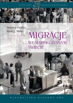 Okładka książki Migracje we współczesnym świecie