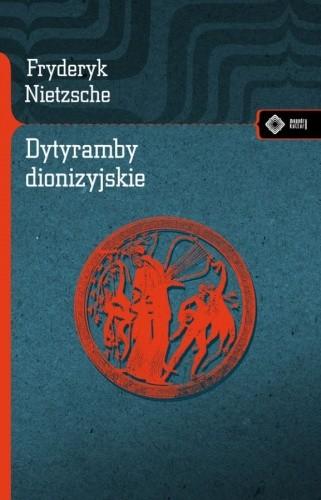 Okładka książki Dytyramby dionizyjskie