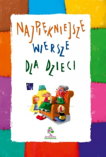 Okładka książki Najpiękniejsze wiersze dla dzieci