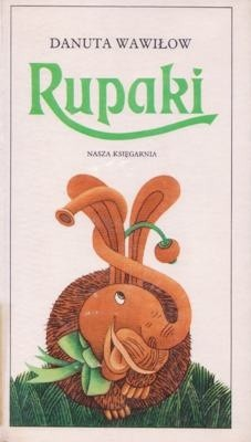 Okładka książki Rupaki