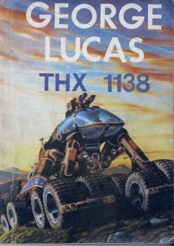 Okładka książki THX 1138