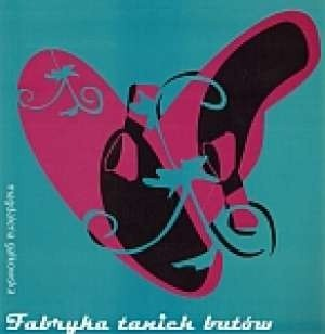 Okładka książki Fabryka tanich butów