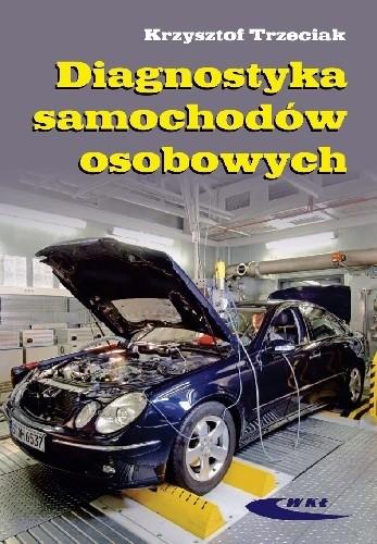 Okładka książki Diagnostyka samochodów osobowych