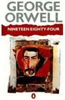 Okładka książki Nineteen eighty-four
