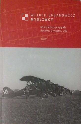 Okładka książki Myśliwcy