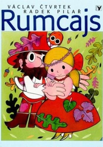 Okładka książki Rumcajs