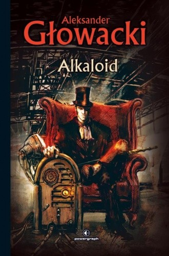 Okładka książki Alkaloid